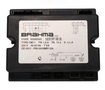 Блок управления горением Brahma CM11 20080005