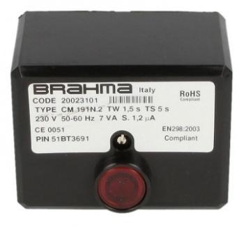 Блок управления горением Brahma CM191N.2 20023101