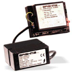 Блок управления горением Brahma DM32PR C00120935