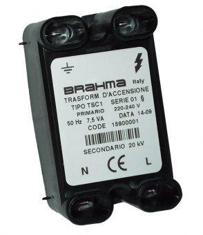Емкостные трансформаторы розжига Brahma TSC1 15900001