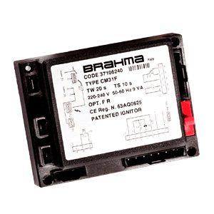 Блок управления горением Brahma MM12F 37120212