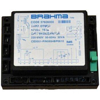 Блок управления горением Brahma DTM31 37606000