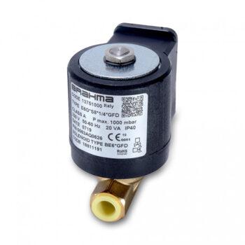 Клапан Brahma E6G*S8*1/4*GFD 13751000
